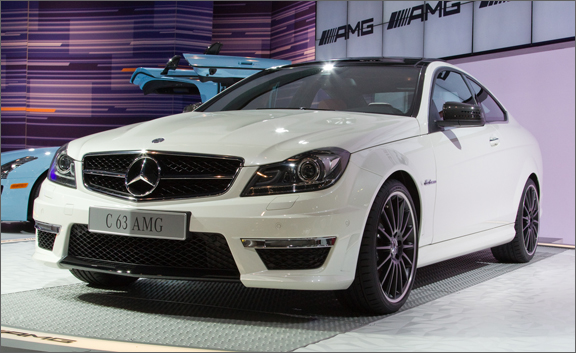 Фото mercedes benz c63 amg coupe