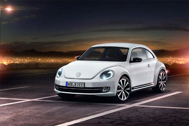 Volkswagen Beetle фото