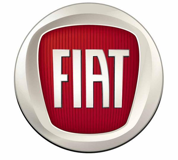 Лототип Fiat