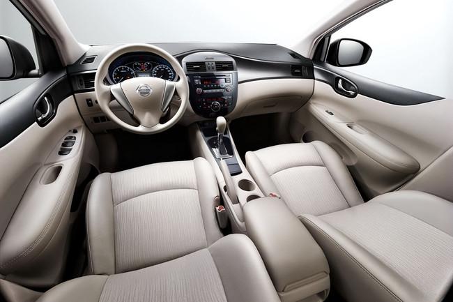Новое поколение Nissan Tiida