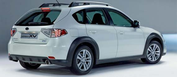 Кроссовер Subaru Impreza XV