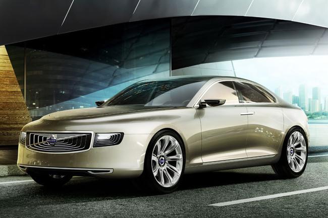 концепткар Volvo Universe фото