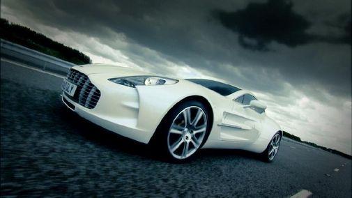 В Индии продают суперкары от Aston Martin за 4,5 млн. долларов