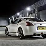 Фото вид сзади Nissan 370Z GT Edition