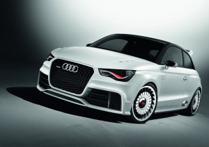 Фото Audi A1 Clubsport Quattro