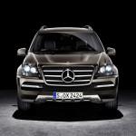 Фото Mercedes GL Grand Edition