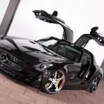 Фото Mercedes SLS 63 AMG от MEC (4)