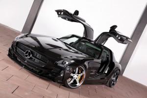 Фото Mercedes SLS 63 AMG от MEC