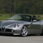 Фото Alfa Romeo 8C Spider от Novitec