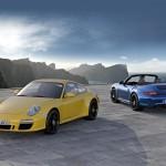 Фото Porsche 911 Carrera 4 GTS