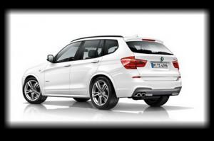 Фото BMW X3M