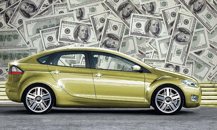 легковые автомобили цены и
