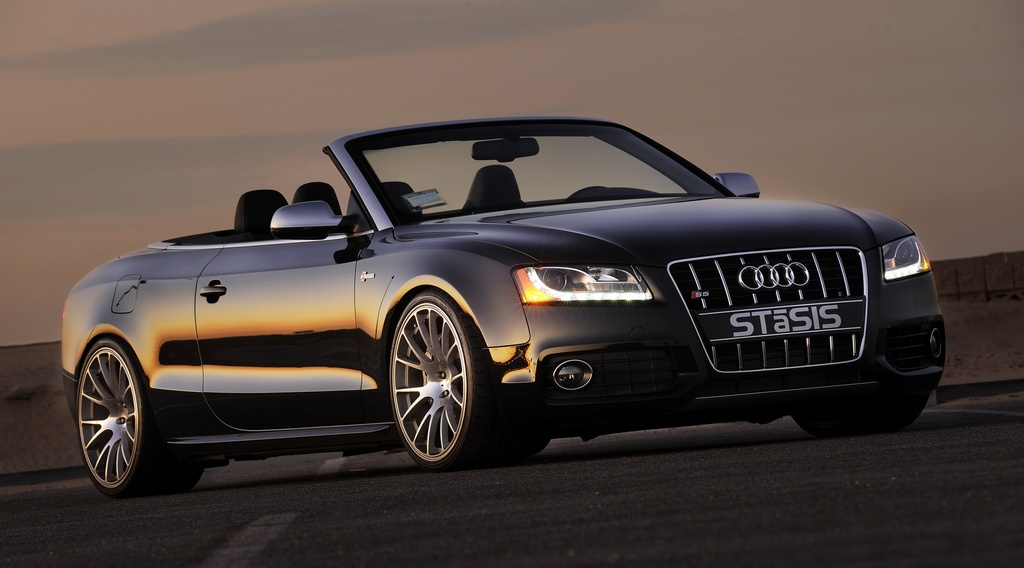 Фото Audi S5 Cabriolet Challenge Edition