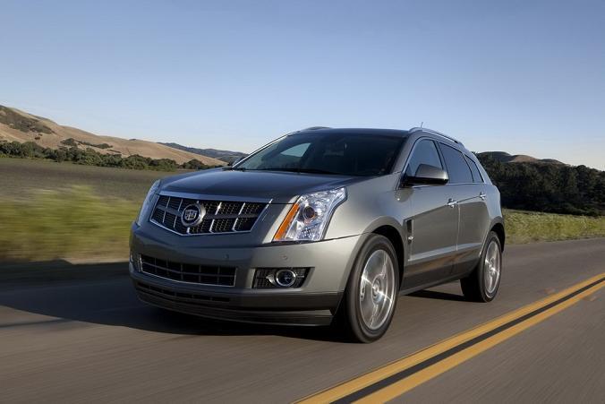 Фото Cadillac SRX 2012