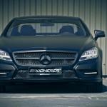 Фото тюнингованного Mercedes CLS 500 от Kicherer