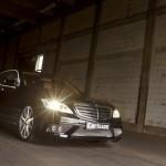 Фото тюнингф Mercedes S-класса от Carlsson