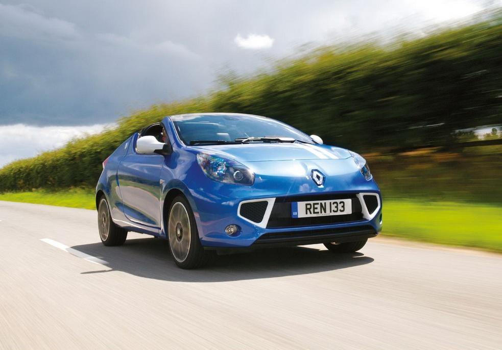 Фото Renault Wind Roadster Gordini