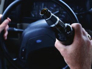 Водителя лишили прав за 0,058 промилле алкоголя в крови