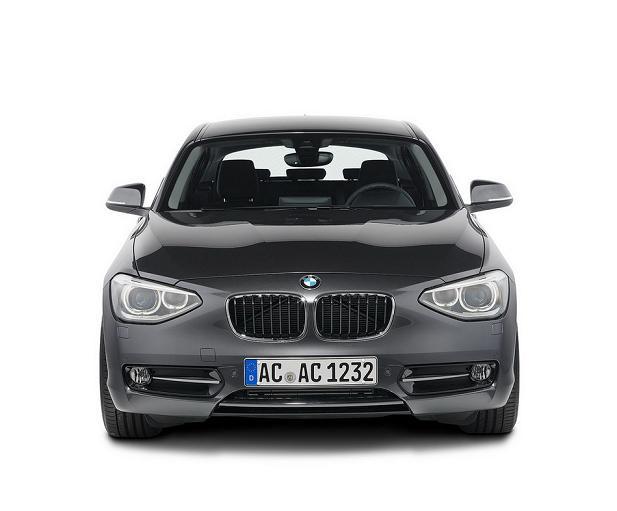 Фото тюнинга BMW 1-ой серии от AC Schnitzer
