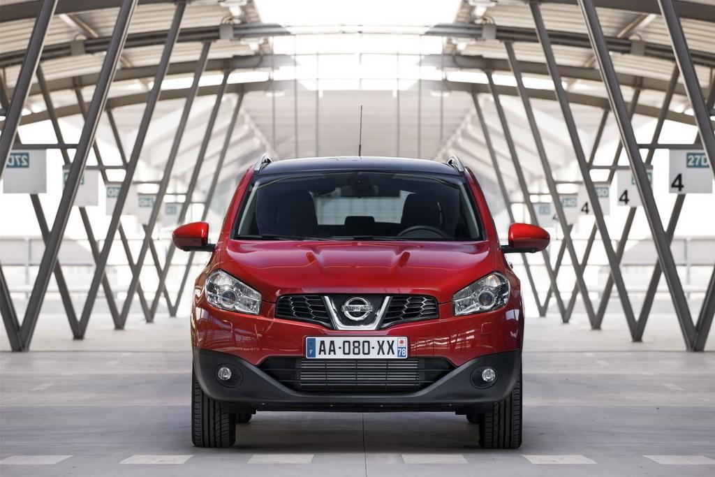 Фото нового Nissan Qashqai