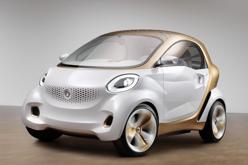 Фото электромобиля Smart Forvision