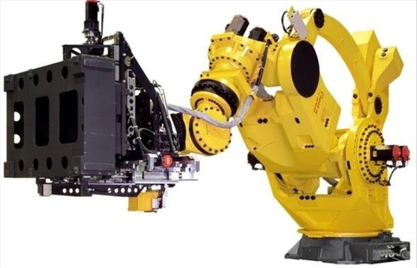 Фото робота M-2000iA/1200 FANUC Robotics