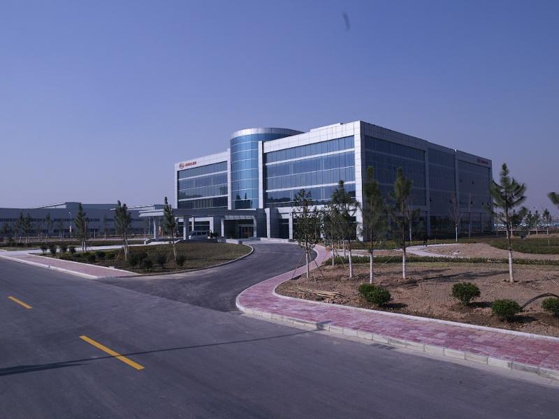 Завод Kia в Китае