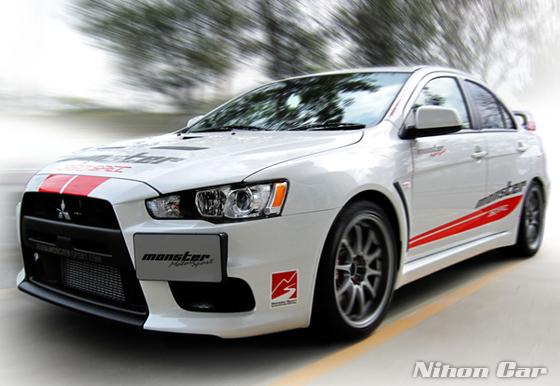 Фото Mitsubishi Evo