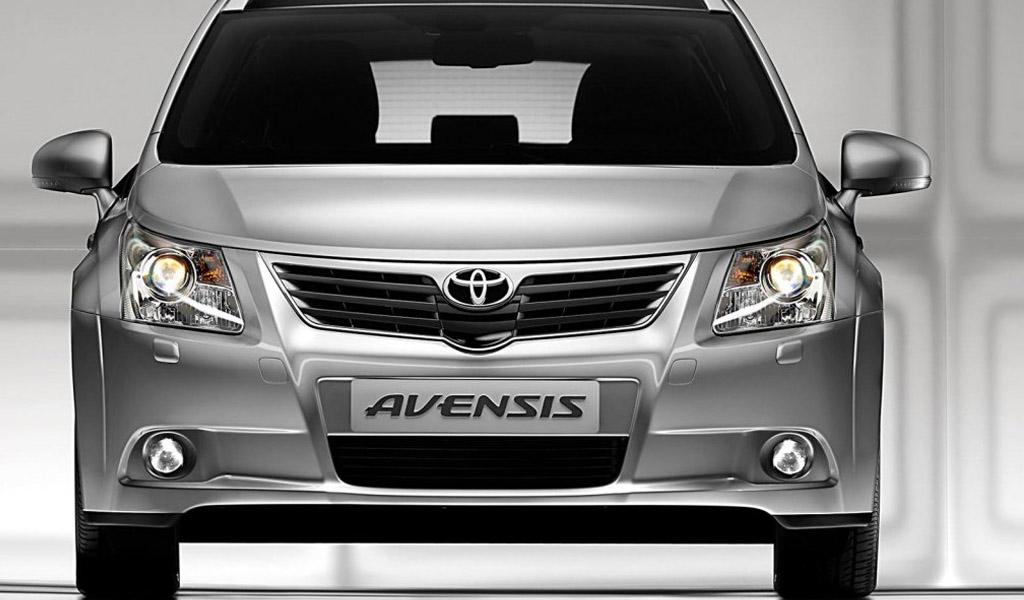 По чём в России новый Avensis?