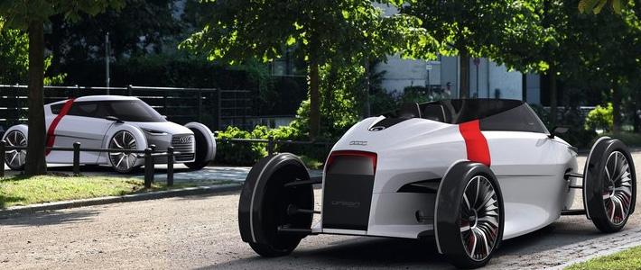 Фото Audi Urban