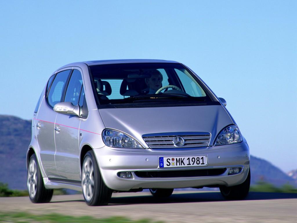 Mercedes A-класса будет в варианте кабриолет