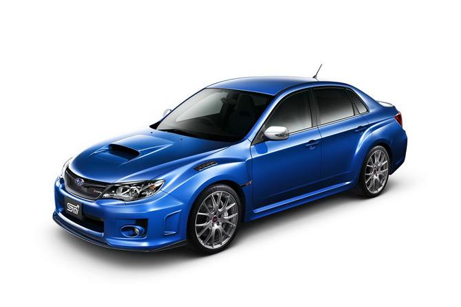 Новая машина от Subaru