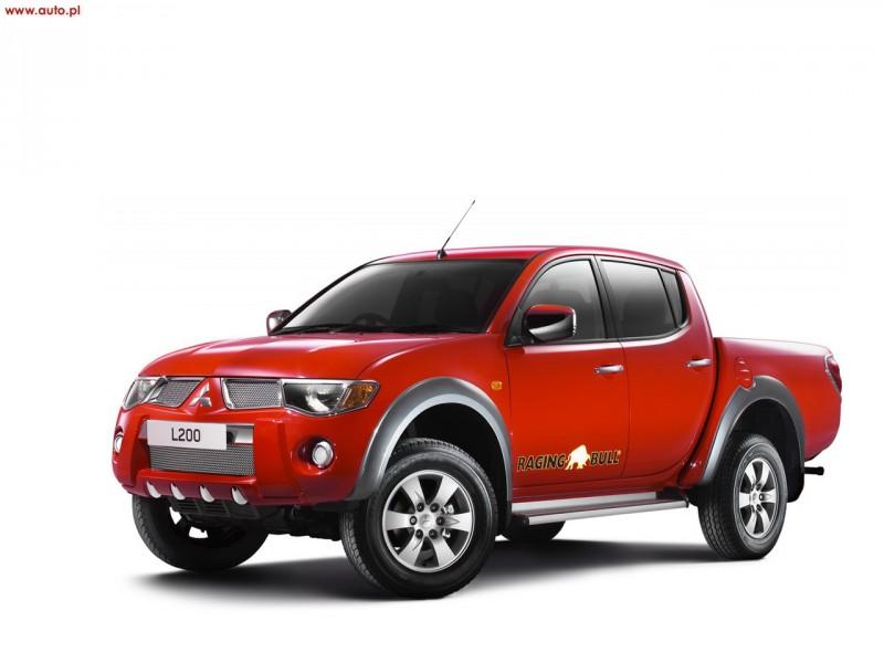 На автомобильный рынок вышел новый внедорожник от Mitsubishi
