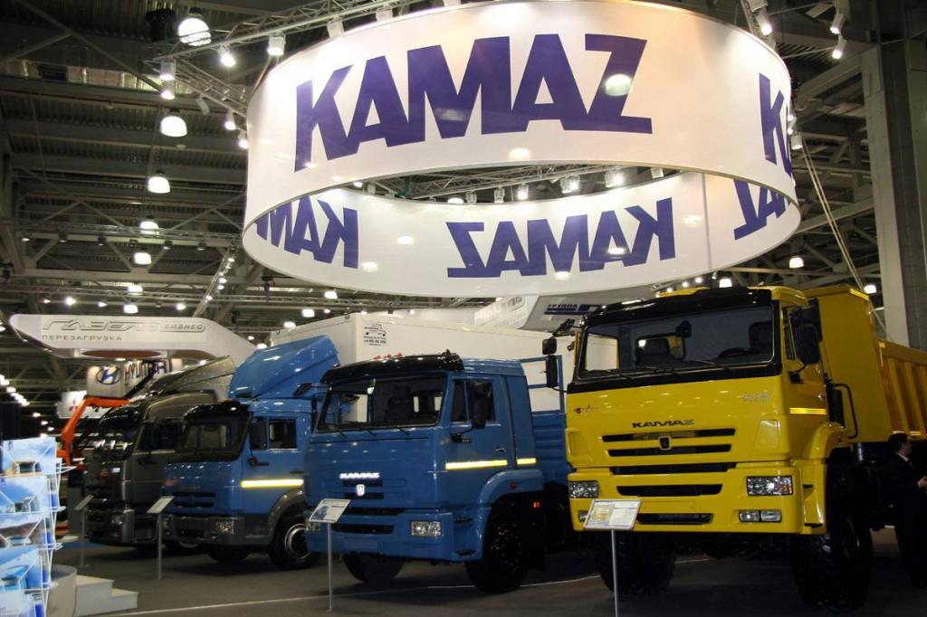 КАМАЗ заработал почти 600 млн за октябрь
