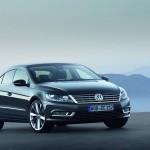 Фото обновленного Volkswagen CC