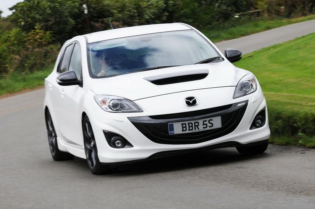 Фото тюнинга Mazda 3 от BBR