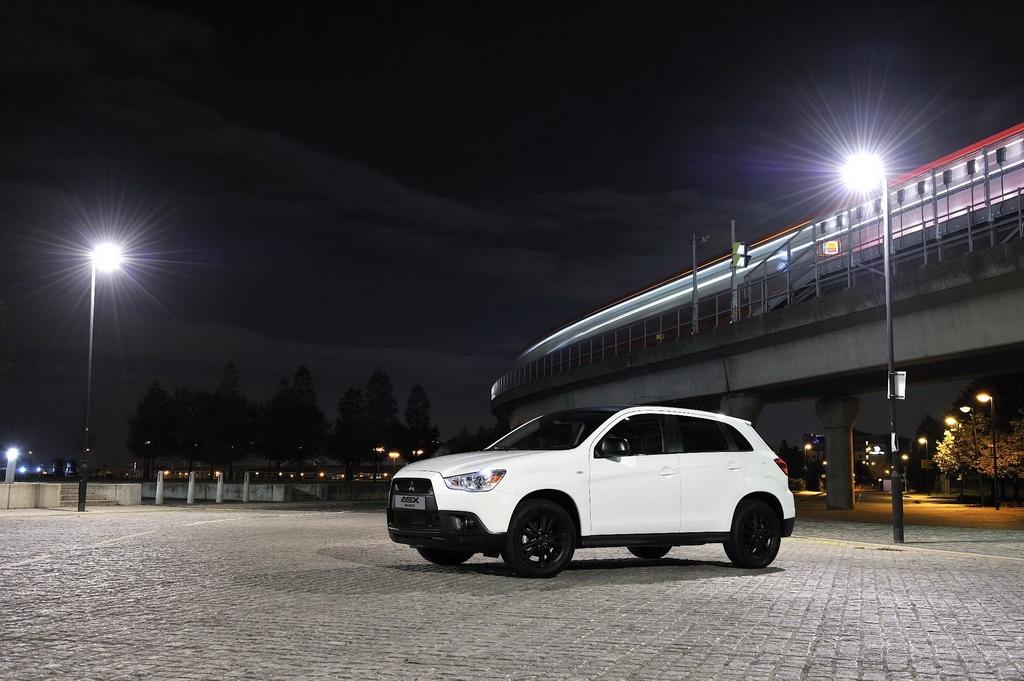 Фото Mitsubishi ASX Black