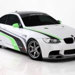 Фото тюнинга BMW M3 GTS-V от Vorsteiner