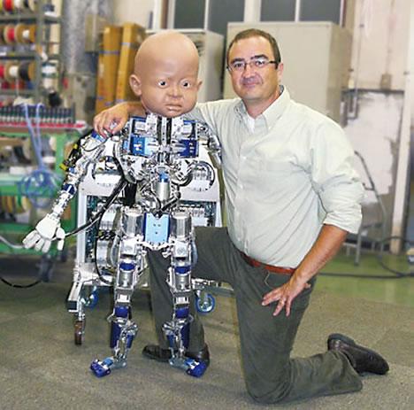 Фото электронного ребенка для краш-тестов