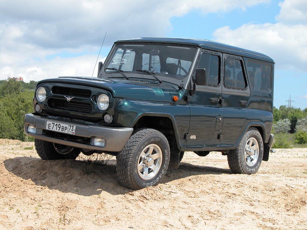УАЗики получат новый дизельный мотор стандарта Евро-4