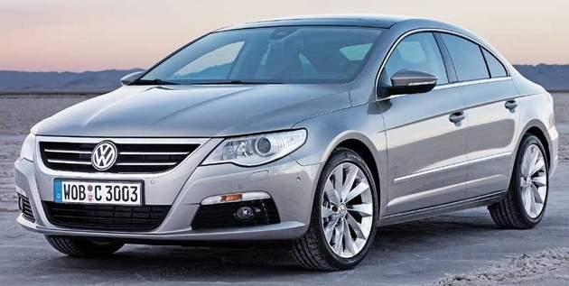 В России стартуют продажи обновленного Volkswagen Passat CC
