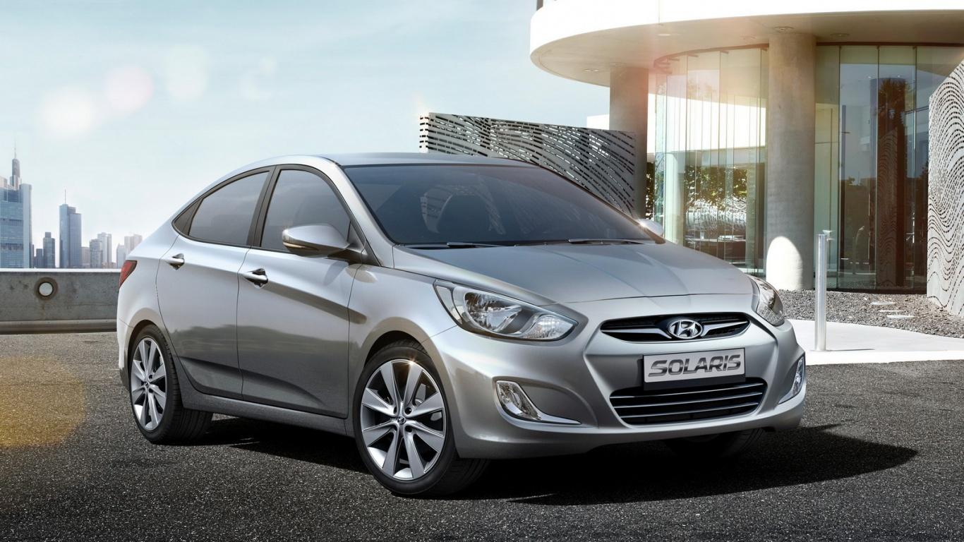 Hyundai продал рекордное количество Solaris