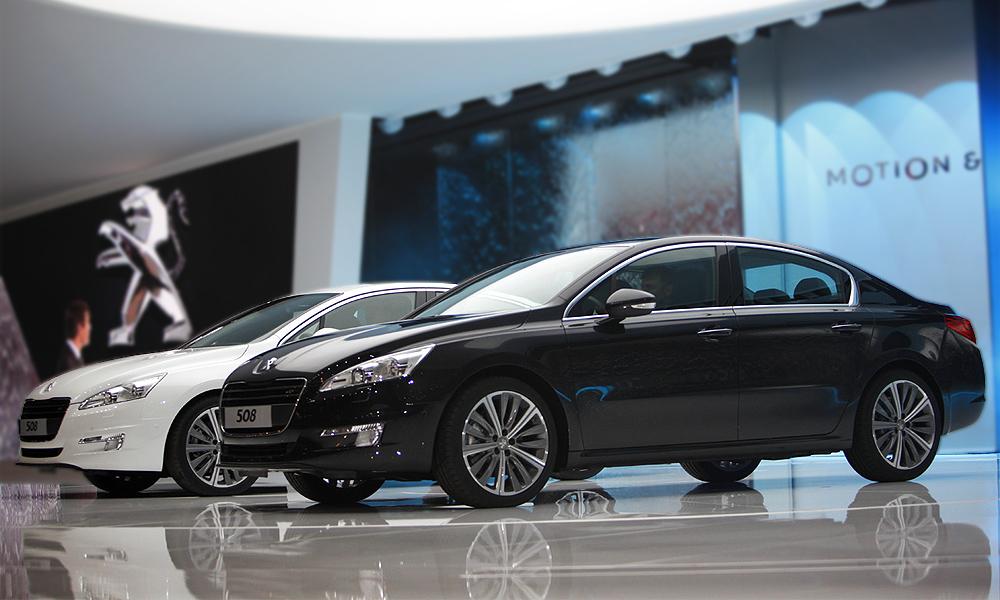 Peugeot 508 появится на российском рынке уже этой зимой
