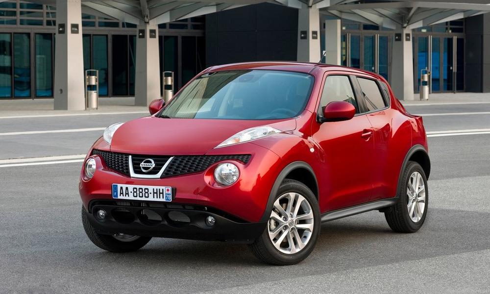 Nissan отзывает кроссоверы Juke по всему миру