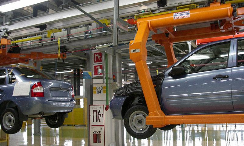 На АвтоВАЗе запустят производство еще одной иномарки
