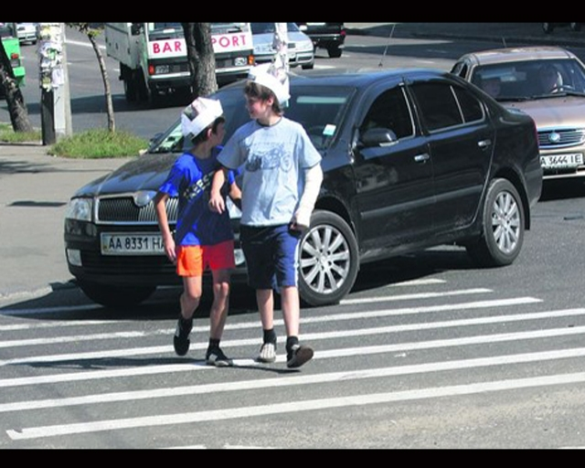 С начала года в ДТП на дорогах Москвы пострадали 30 детей
