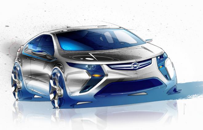 Opel предложил студентам придумать дизайн новых автомобилей