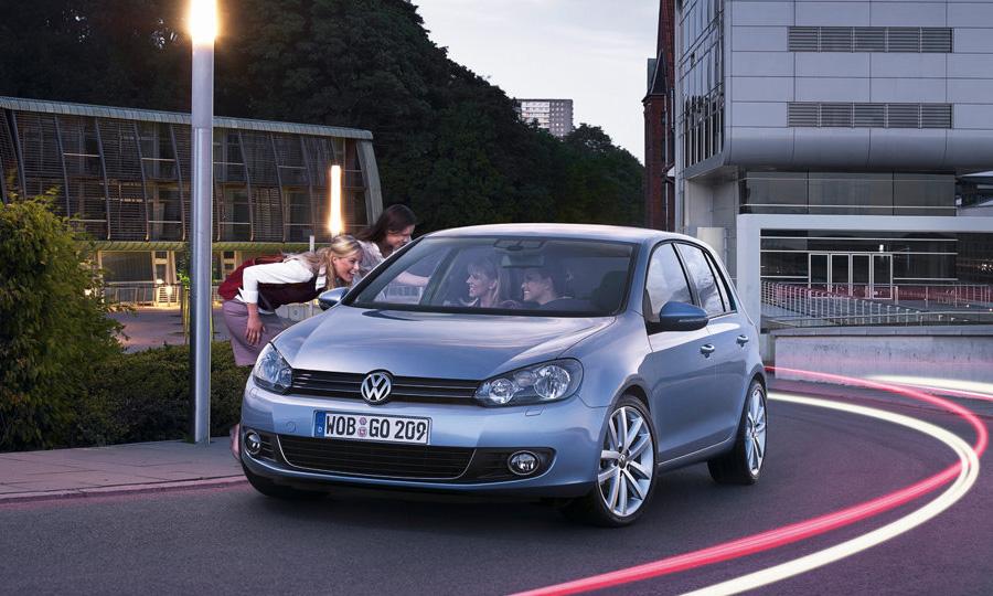 Volkswagen Golf в очередной раз стал самой продаваемой моделью в Европе