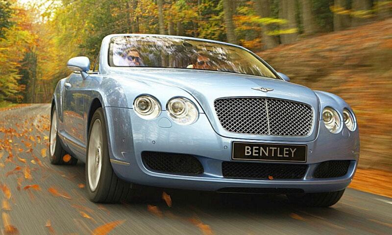 Bentley готова выпускать гибридные автомобили