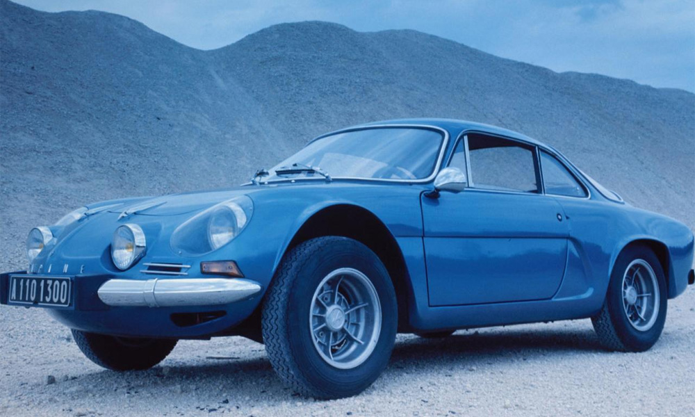 Renault создаст преемника Alpine A110